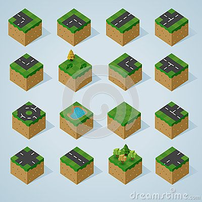 Complete isometric tiles series by sukmaraga via dreamstime game complete isometric tiles series by sukmaraga via dreamstime tyukafo