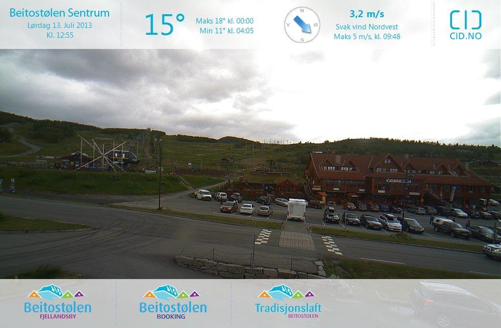 Beitost�len (Norway) Sat July 13 2013 11:00:07