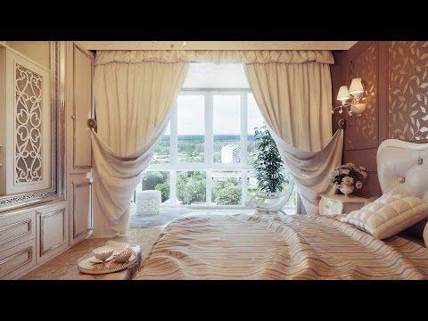 100 IDEAS DECORACION, CORTINAS PARA SALAS Y HABITACIONES - YouTube - ideas de cortinas para sala