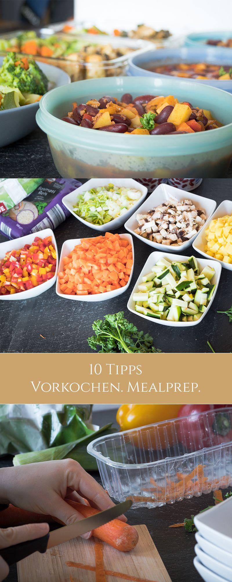 Photo of Meal Prep 10 Tipps – Essen zum Mitnehmen besser vorkochen