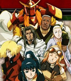 samurai 7 characters Google Search Anime, Samurai
