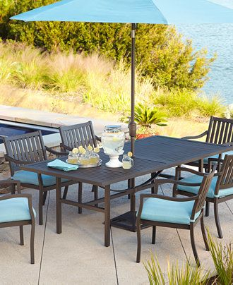 Holden Outdoor Patio Furniture Dining Sets