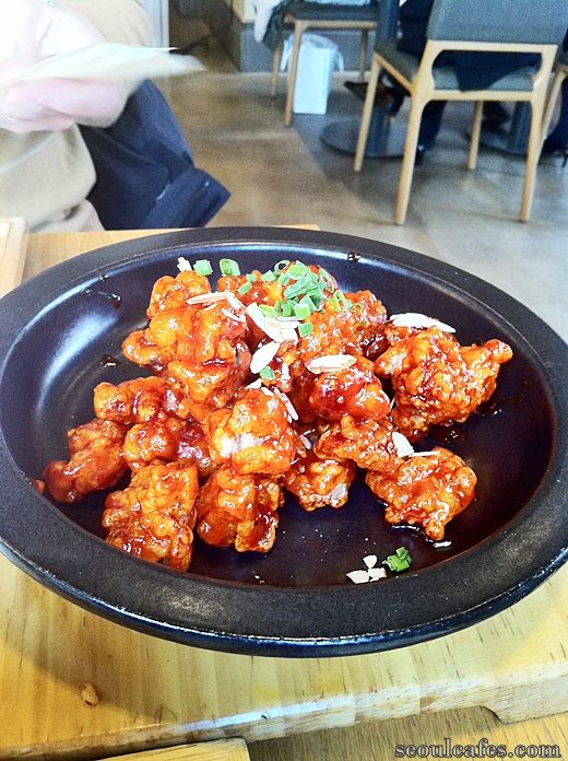 Seoul Cafes Bibigo Korean Casual Food Restaurant Chain Spicy