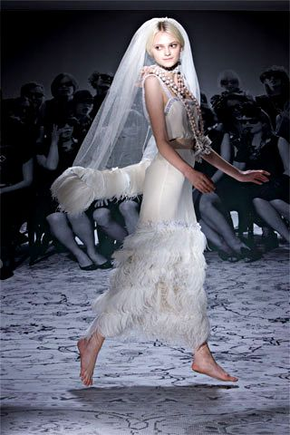 Wedding Dresses-Lanvin