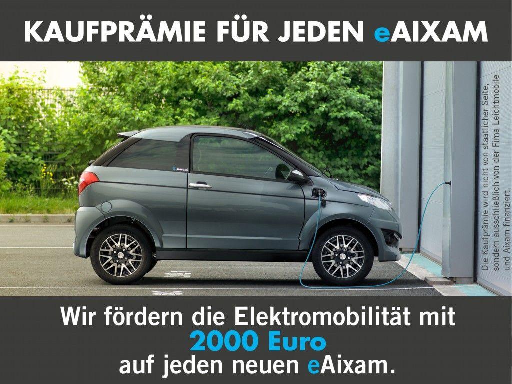 Aixam E Aixam Ecoupe Gti Elektro Leichtkraftfahrzeug 45km H Auto S En Motoren Motor