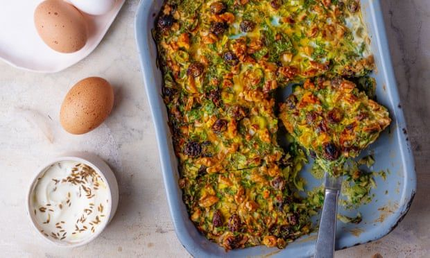a new book of middle eastern food