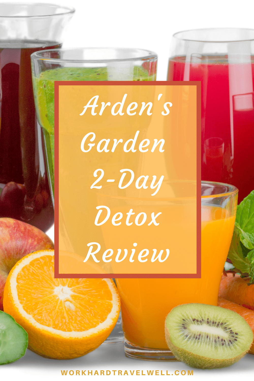 A Review Of Arden S Garden 2 Day Detox And The Before And After Via Worktravelwell In 2021 Detox Reviews 2 Day Detox Detox Before And After