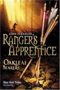 Rangers apprentice book cover