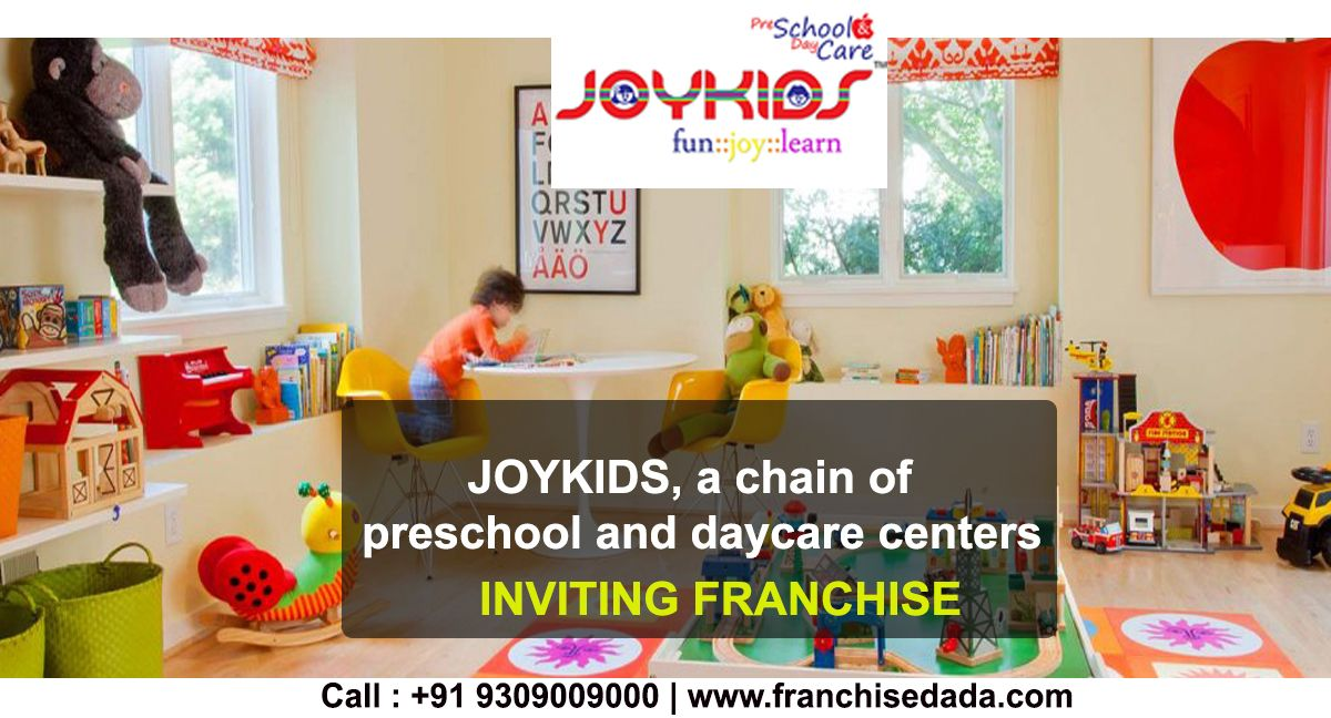 Joy Kids a Chain Of Pre School and Day Care Centers