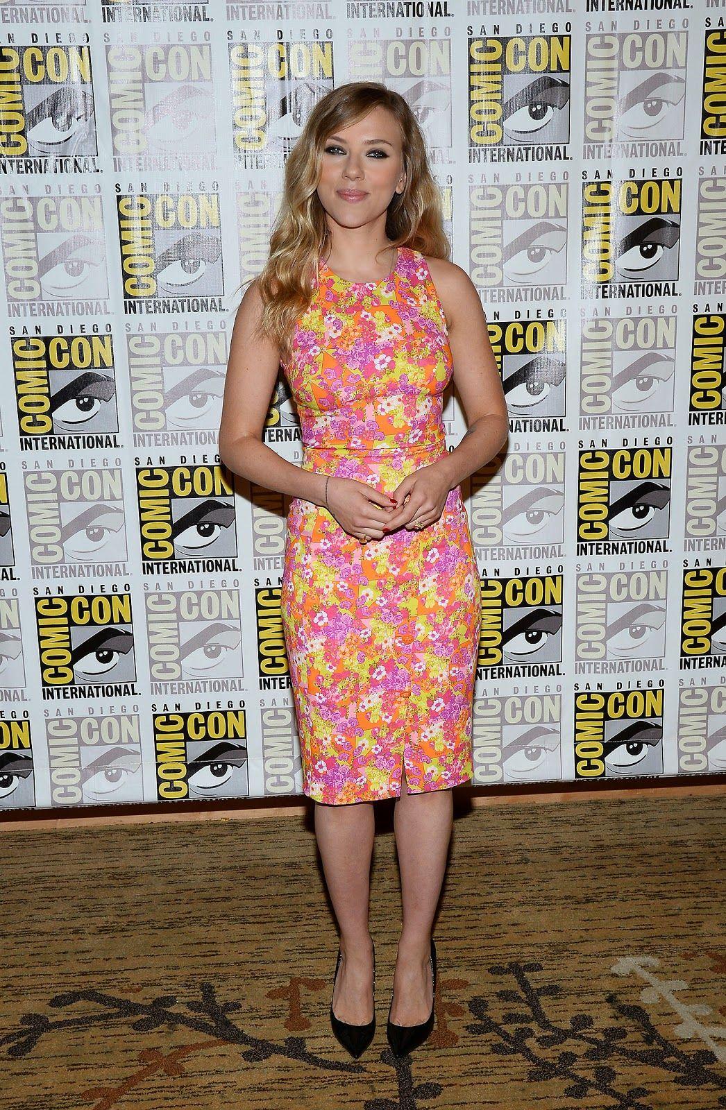 Scarlett Johansson y sus mejores vestidos de fiesta | Vestidos ...