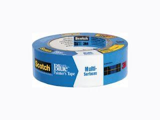 Blue Painter S Tape Tips