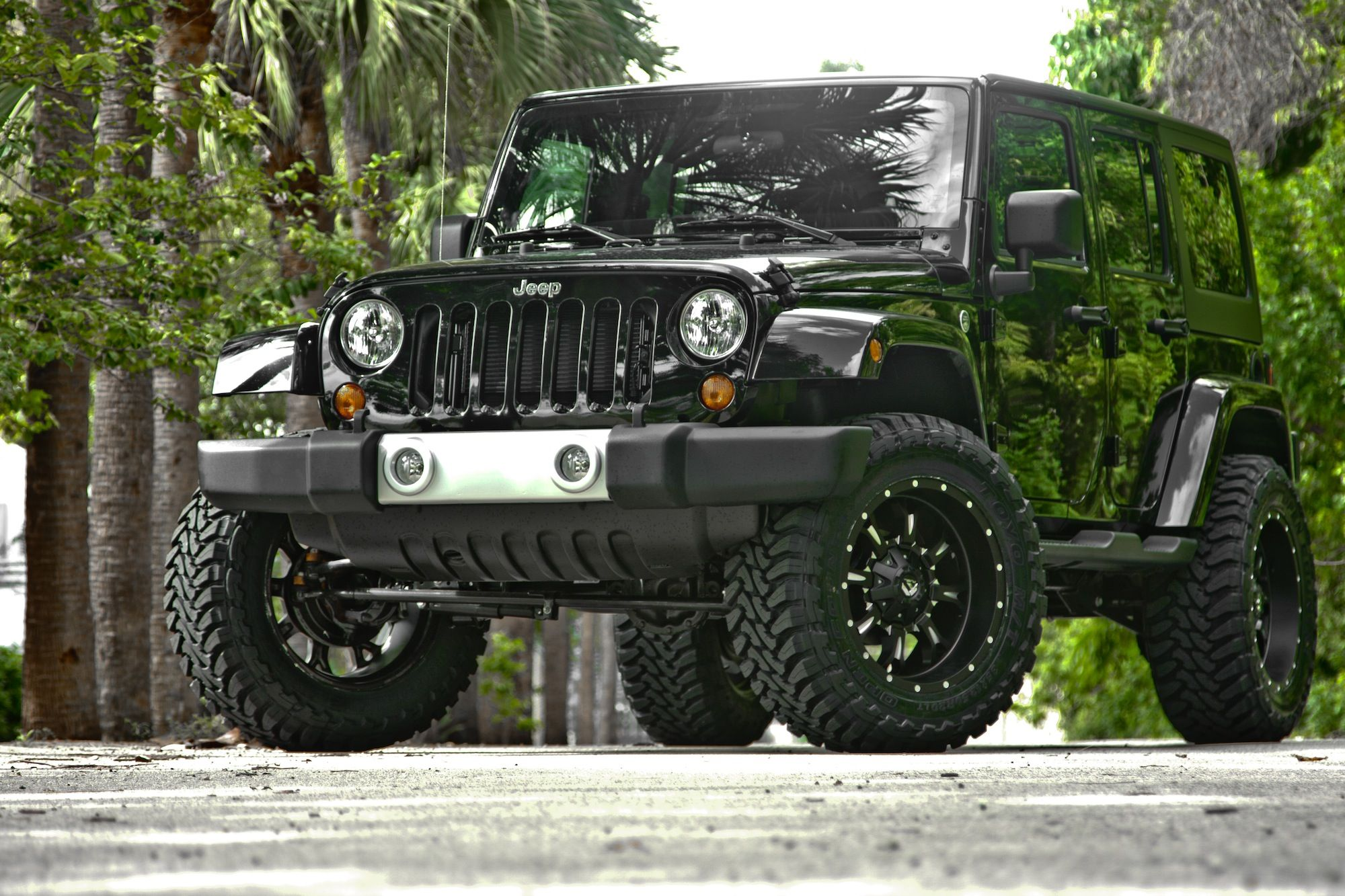 Jeep Wrangler Black 2013 HD Wallpaper | Places to Visit | Jeep wrangler, Jeep, Black hd wallpaper
