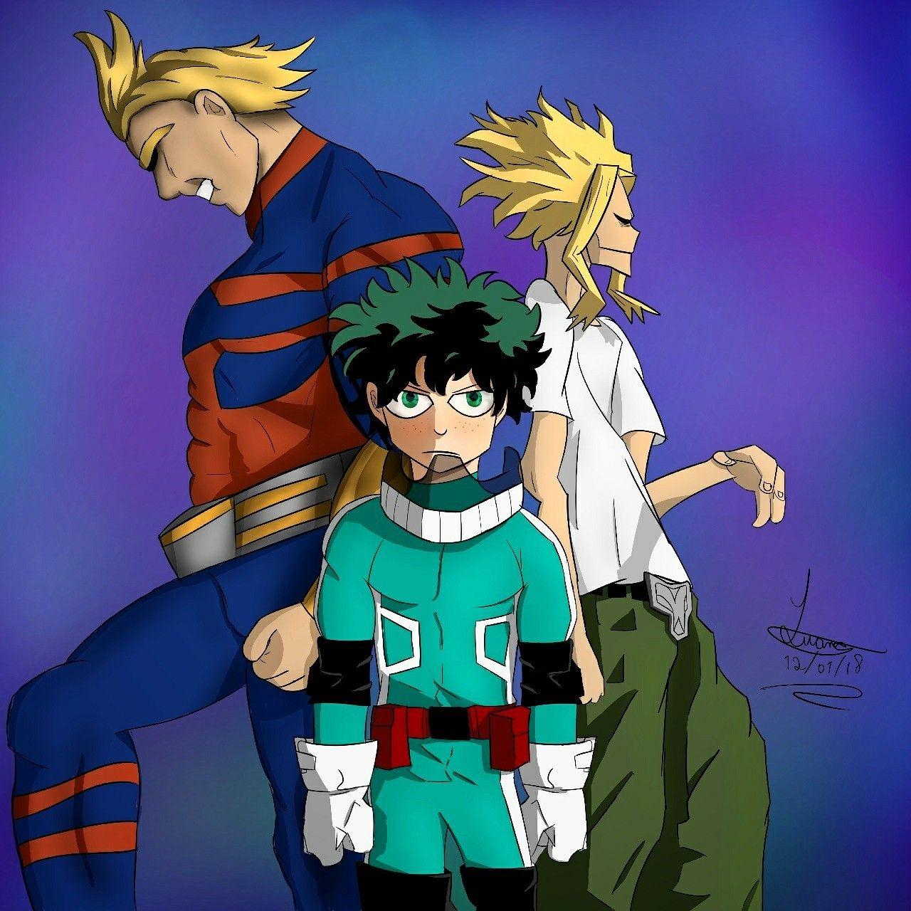 The Day Has Come Boku No Hero Academia Boku No Hero Academia Character Hero