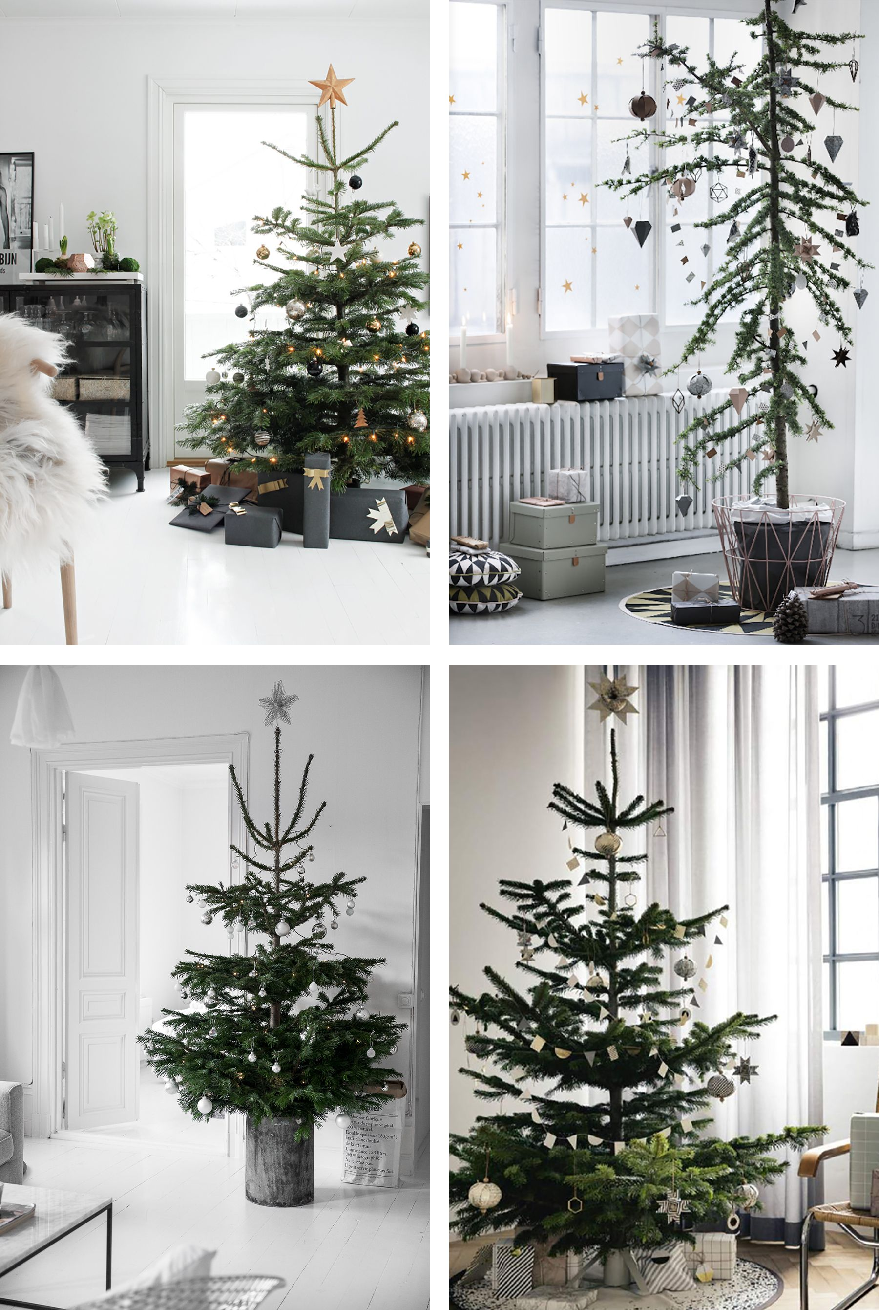 Scandinavian Christmas Inspiration How To Get That Perfect Nordic Look Happy Christmas Tree Inspiration Scandanavian Christmas Tree Scandinavian Christmas