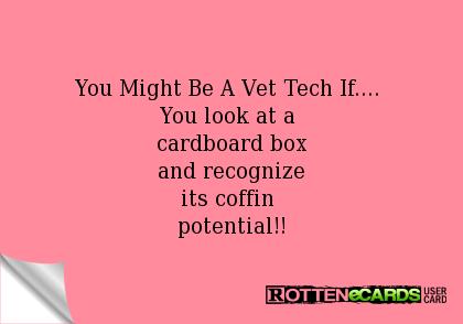 Tech humor. Sooo true hahaha | Vet Life | Vet tech quotes ...