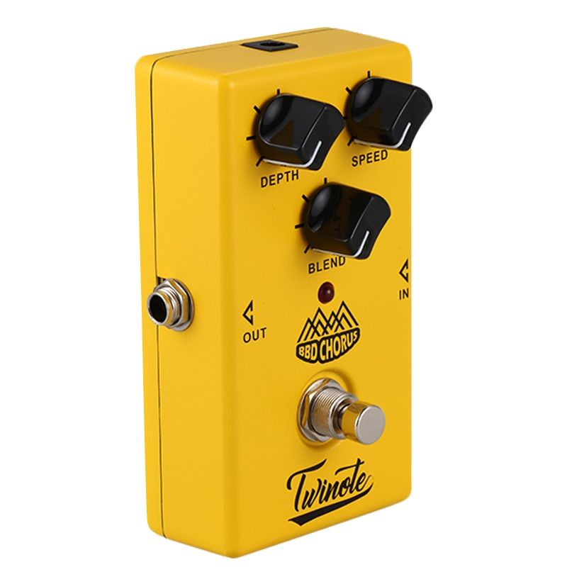 ABUO-Twinote BBD Chorus Guitar Effect Pedal Analog Chorus Effects Pedal sound Guitar Pedal    !!!Attention!!! valid discount 22.98% buy now for: 17.66$ #guitarpedals