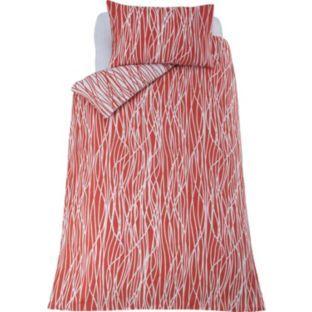 Buy Bamboo Orange Bedding Set - Single at Argos.co.uk - Your Online Shop for Duvet cover sets.