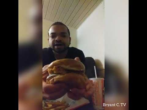Bryant C. TV - Popeyes Chicken Sandwich