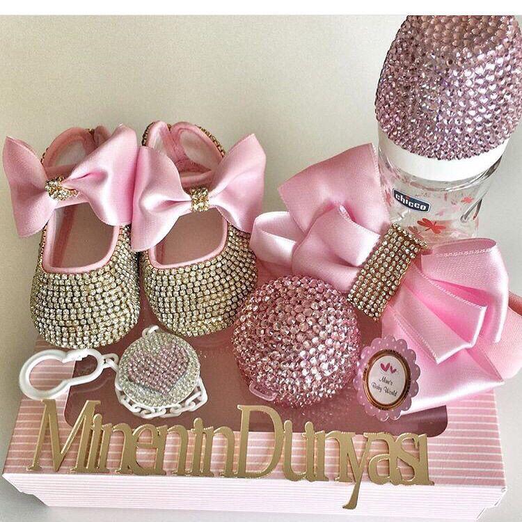 Baby Gift Kuwait : Biberon babyshoes emzik babygirl dubai dubaikids