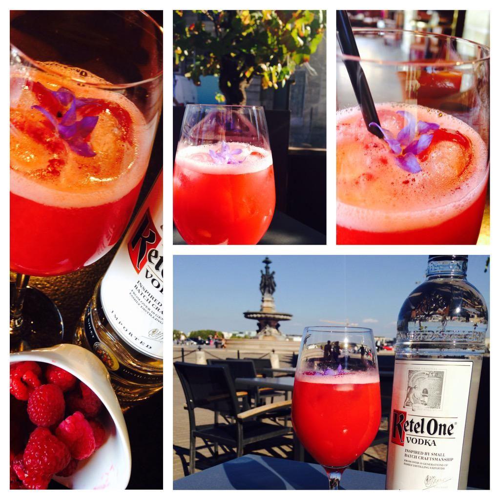 Le Gabriel Bordeaux On Twitter Vodka Alcoholic Drinks Restaurant