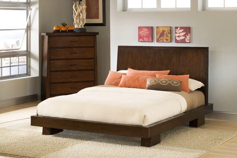 pin by laurel notley on furniture king size platform bed king rh pinterest com