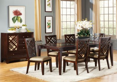 Sienna Lane Espresso Dining Room Collection Rtg  My Future Home Classy Espresso Dining Room Sets Inspiration