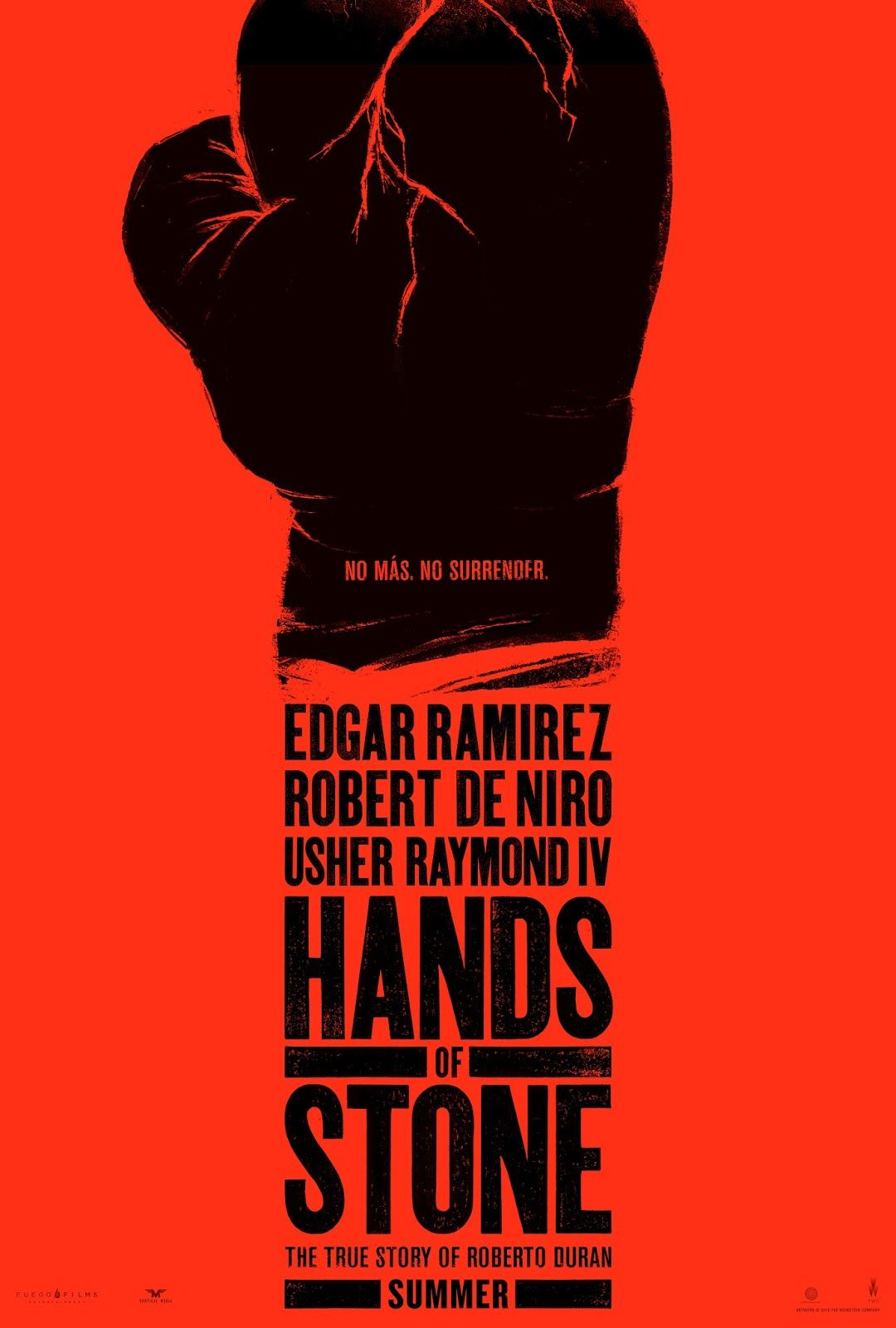 Yes/No Films Movie Review Hands of Stone My Movie