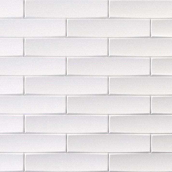 Subway Profile Materials Design Studio 3form Create A Custom Textured Wall With Tiles