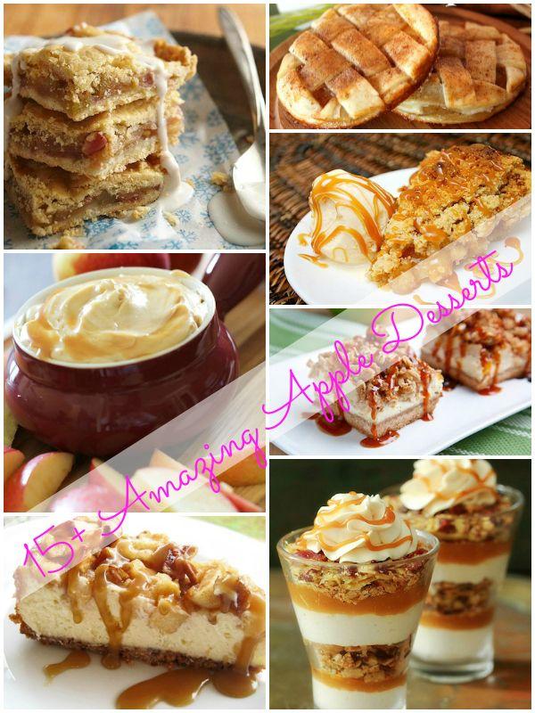 15 Top Amazing Apple Desserts