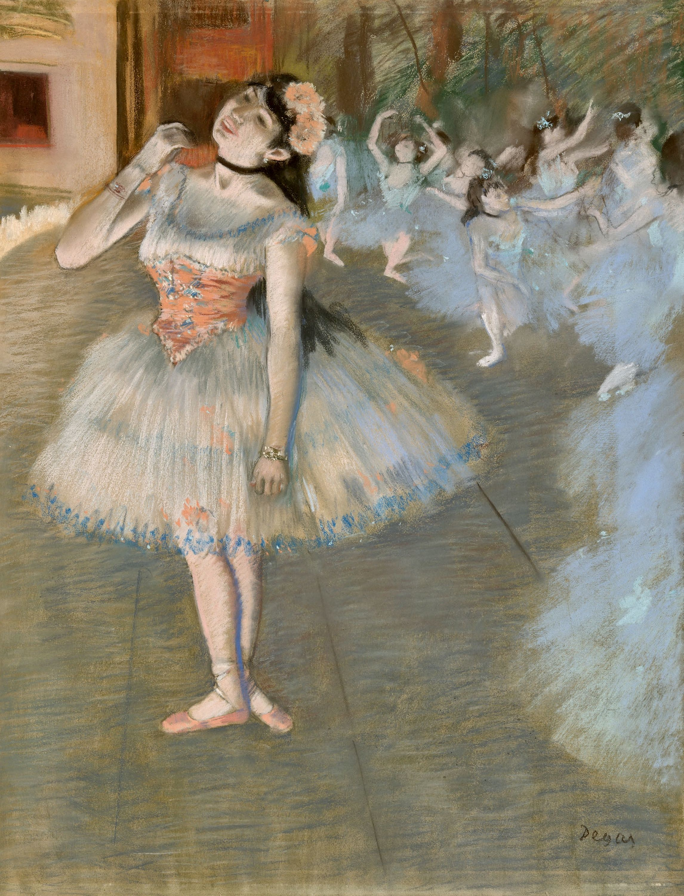 The Star The Art Institute Of Chicago In 2020 Edgar Degas Art Degas Paintings Edgar Degas