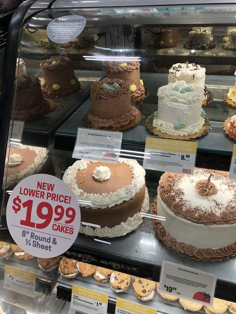 Tempting Bakery Items Yelp Vegan Cake Earth Fare Vegan Cake
