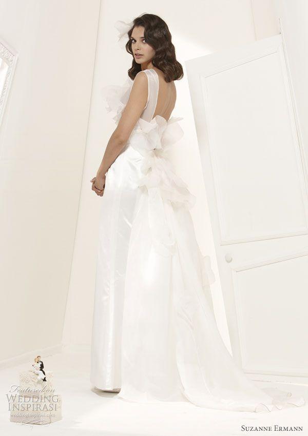 Suzanne Ermann Couture Mariée Wedding Gowns