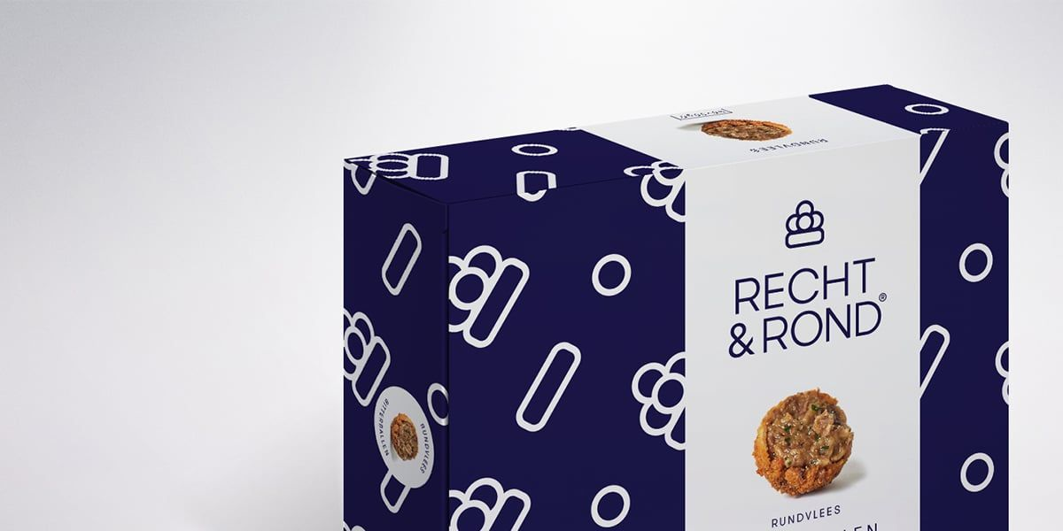 Recht & Rond is the name of a new brand of hand-crafted croquettes & bitter balls from Amsterdam. ...