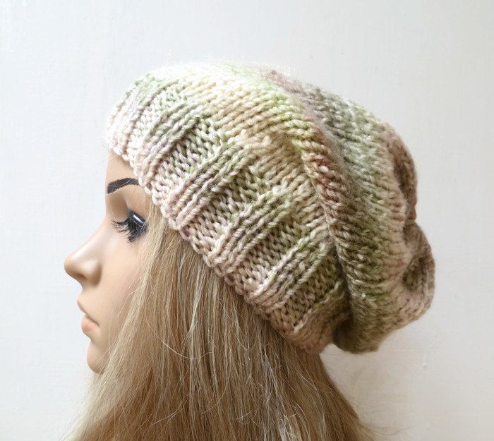 72eb7bffab5 Women Hand Knitted Hat