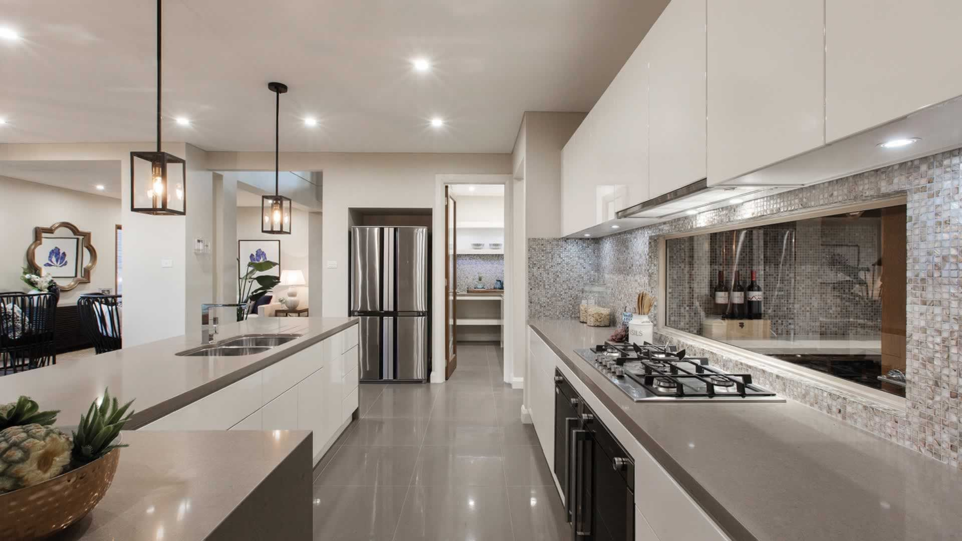 Waldorf - Prestige Series | Eden Brae Homes | kitchen stuff ...