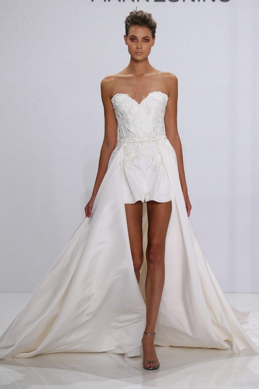 Mark zunino vestidos de novia precios