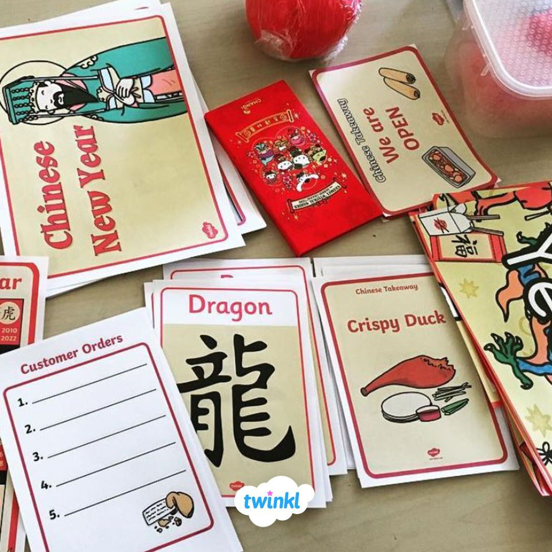 Download our free Chinese New Year Word Cards to start