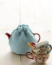 Photo of #Beginner #Cozy #Knitting #Pattern #Tea Tea drinkers, rejoice! This Beginner Tea…