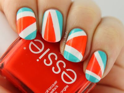 Nail Design #colour. #color. #fashion. #photography. #nails