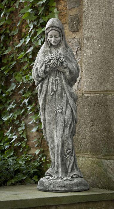 Garden Madonna