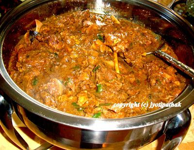 Nepali Goat Curry