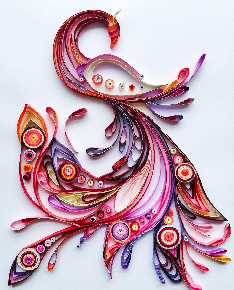 этих рисунки из квилинга магия бумажных лент все рассчитано привередливых