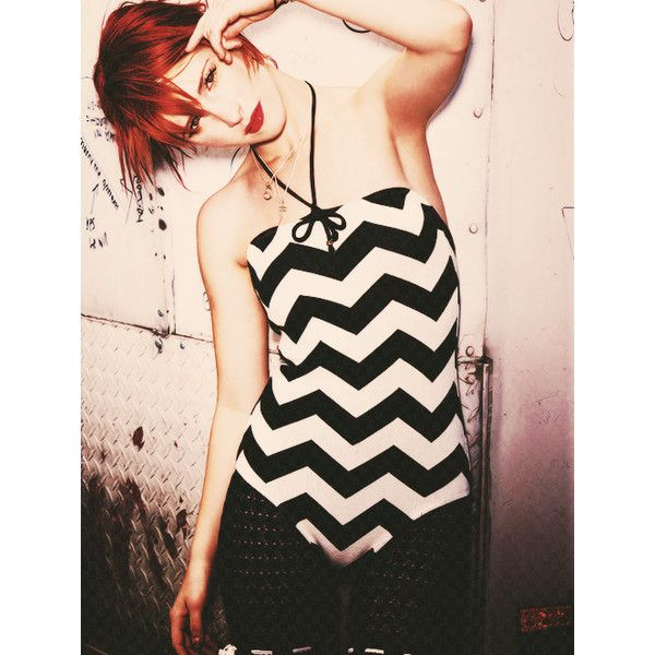 OMGHayley! ❤ liked on Polyvore featuring hayley williams