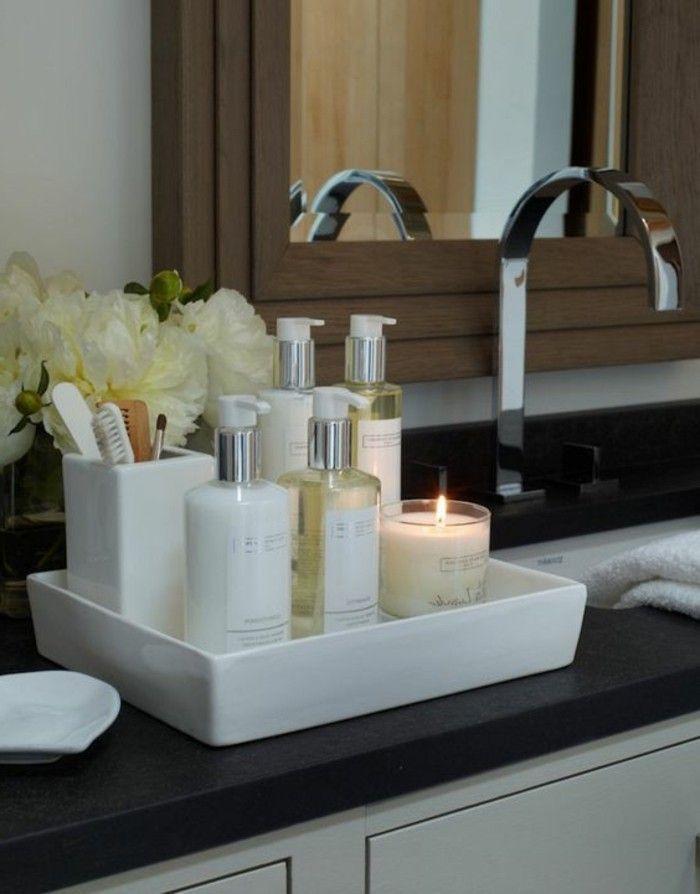 ▷ Über 1001 Ideen für eine stilvolle und moderne Badezimmerdekoration   - Home Built With Love #Badezimmer #modernesBadezimmer #Badezimmerdeko