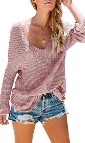 19 New Trendy Amazon Sweaters is part of Clothes Fall Cozy - I'm a huge fan of Amazon and love how sweaters can be cozy but trendy  Check out these 19 adorable sweaters well under $50!
