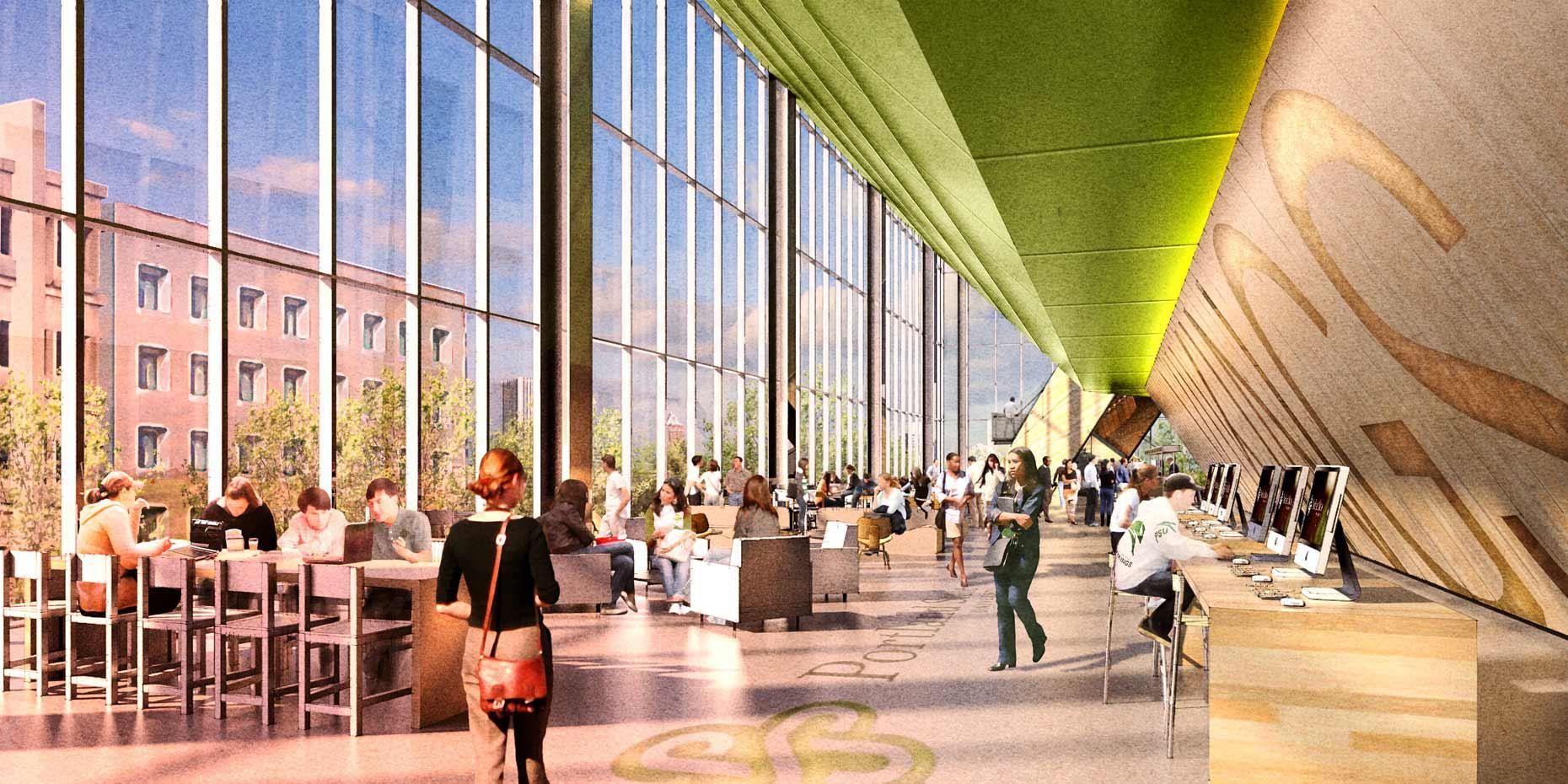 npr-viking-pavilion-05 - Ronen Bekerman - 3D Architectural Visualization & Rendering Blog