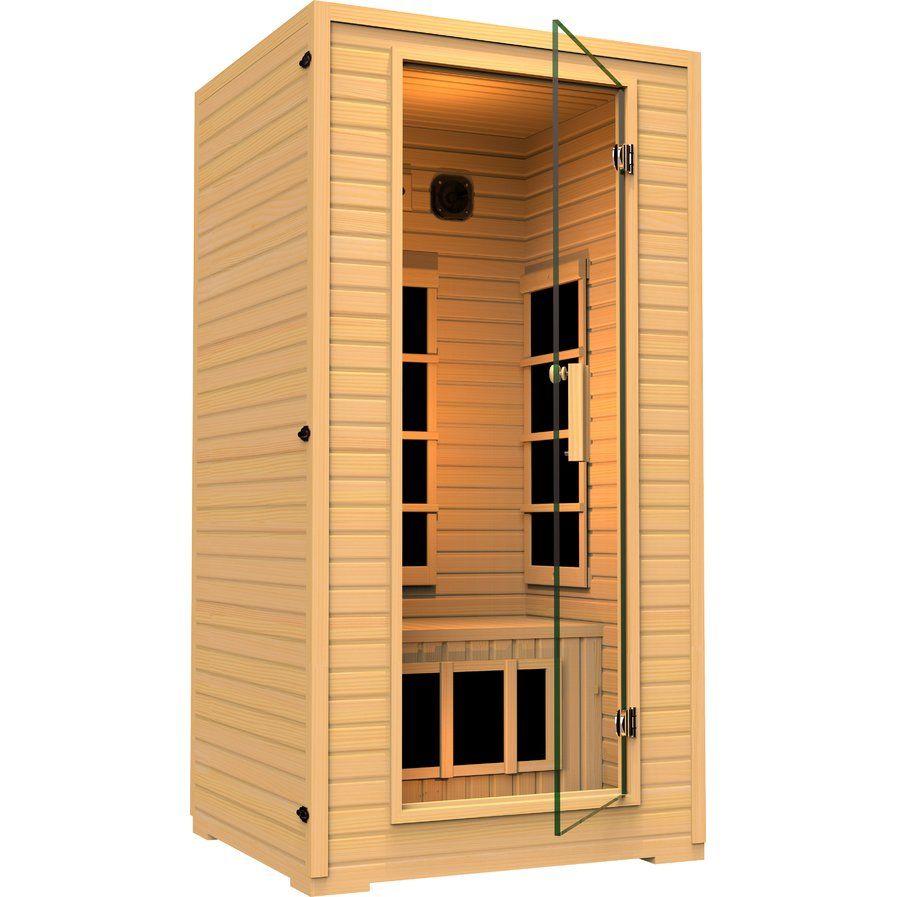 diy infrared sauna parts