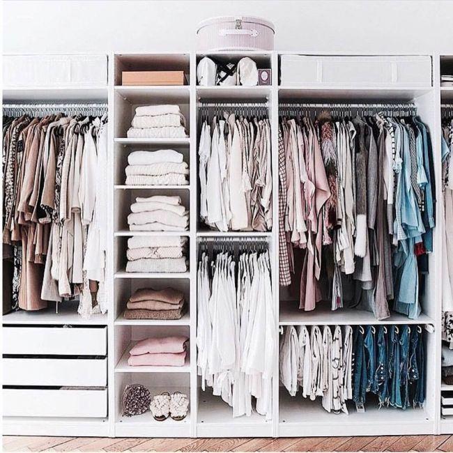 Pin By Sara Hall On Organising Tips Bedroom Organization Closet Closet Decor Closet Designs