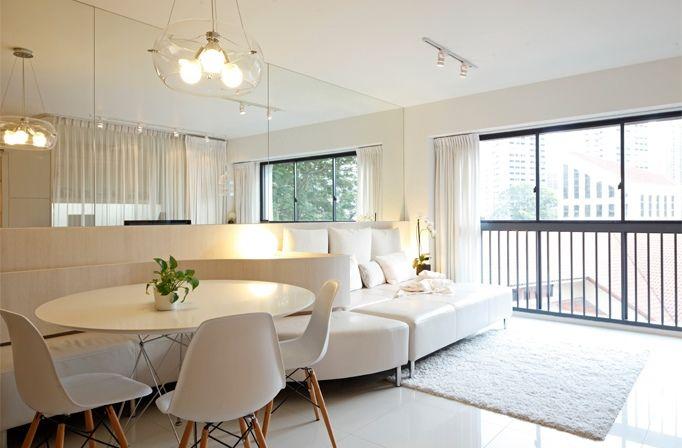 Studio Apartment Design Singapore