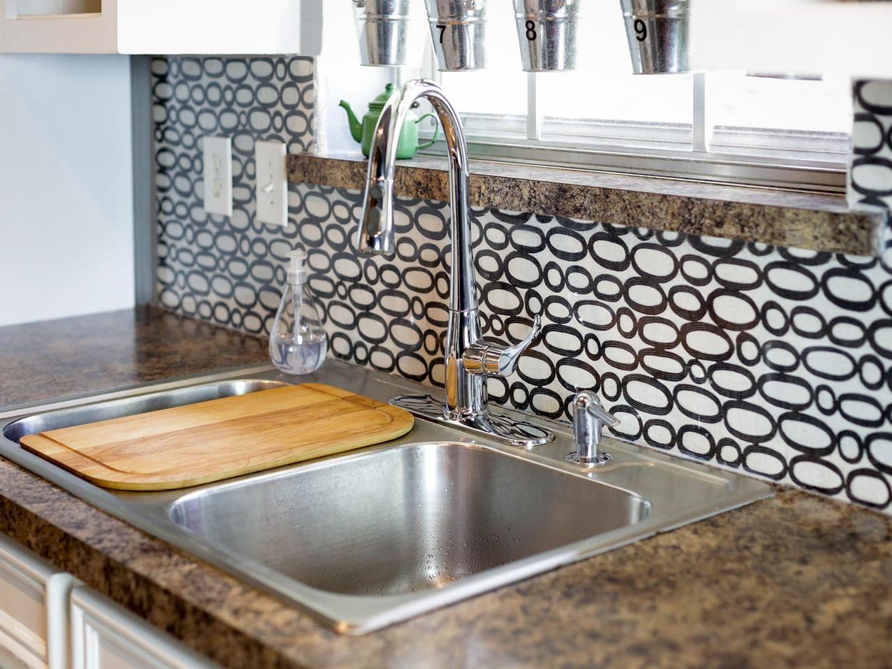 Upgrade your kitchen with a budget diy backsplash kitchen